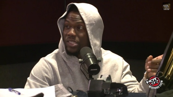 Kevin Hart Talks Squashing Mike Epps Beef, Success & Negativity